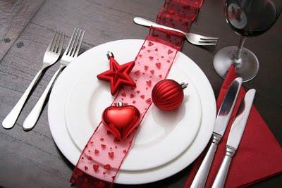 Algunas decoraciones navide as para tu mesa salonlaurel blog - Decoracion mesa navidena 2014 ...